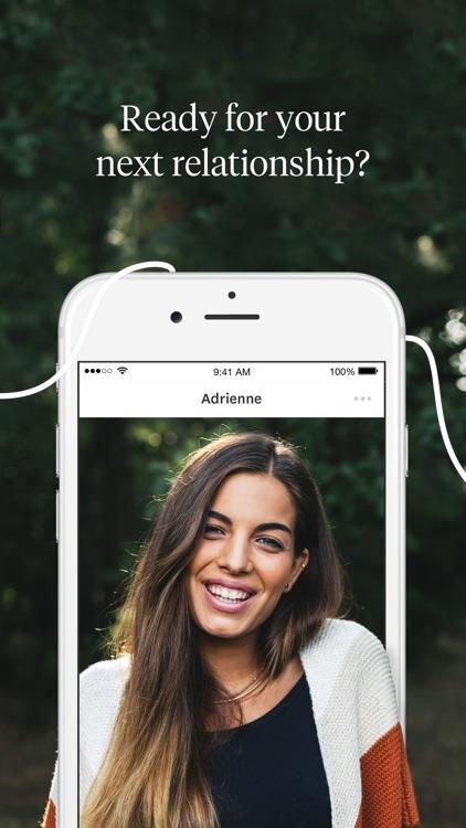 Hinge: Dating & Relationships screenshot-0