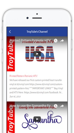 TroyTube on the App Store