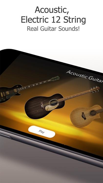 Real Guitar - Play Chords, Tabs & Simulator Games screenshot-3