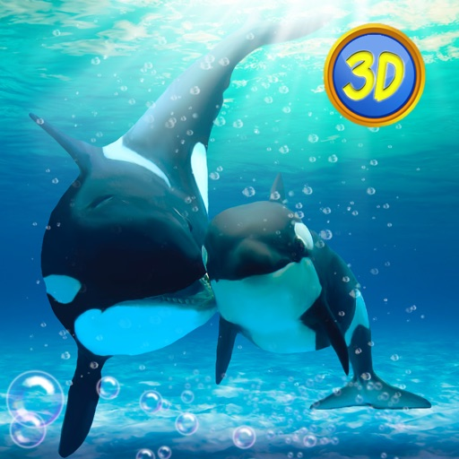 Orca Family Simulator icon
