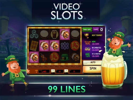 Casino Magic - Super Classic Slots-ipad-3