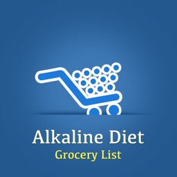 Alkaline Diet Grocery List HD: A Perfect Foods Shopping List