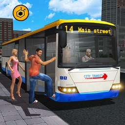 bus simulator 2017 - city coach bus driving 3d