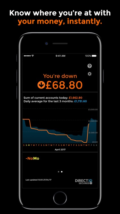 NoMo Money – The Honest Cashflow Tracker