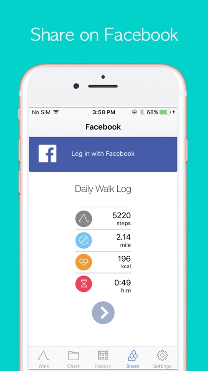 StepOn Step Tracker-Pro screenshot-4