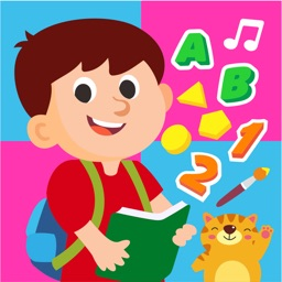 educational kids games for 2 to 3 years old