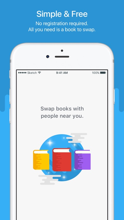 Swappy Books screenshot-0