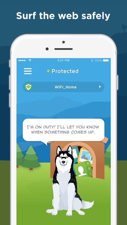 Phone Guardian - Security and privacy protection screenshot-3