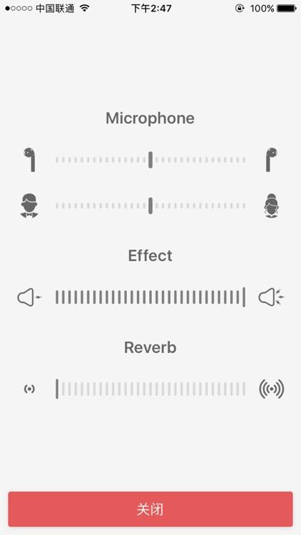 Microphone Mixer - Voice Memo Recorder Changer