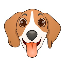 BeagleMoji - Cute Beagle Emojis & Stickers