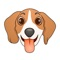 The cutest Beagle and Ultimate Emoji Texting App