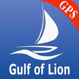 Gulf of Lion GPS Nautical charts