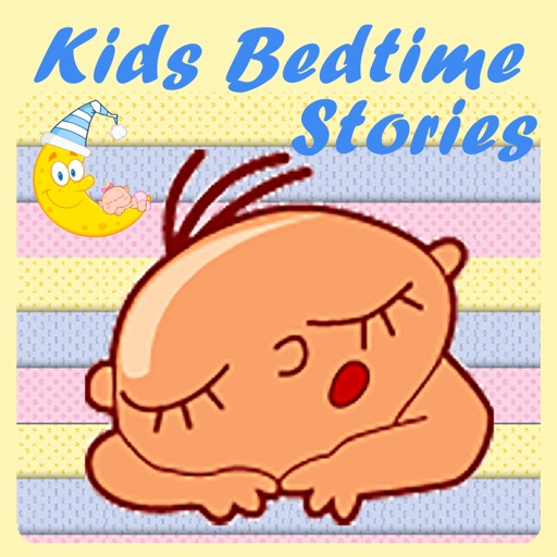 Reading Bed Time Short Stories Online App For Kids