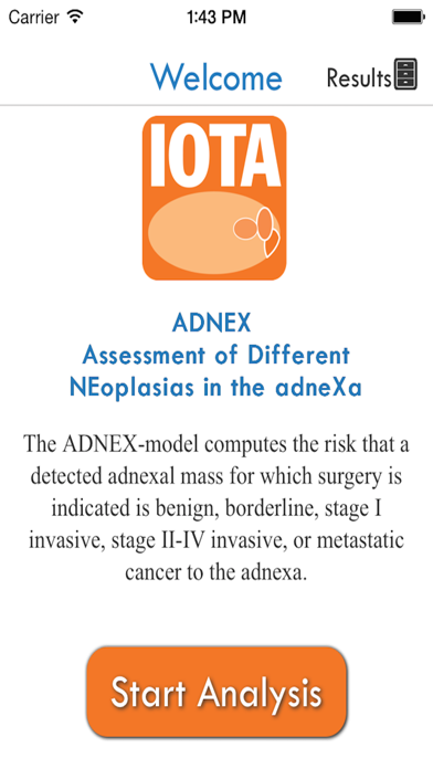 IOTA ADNEX screenshot one