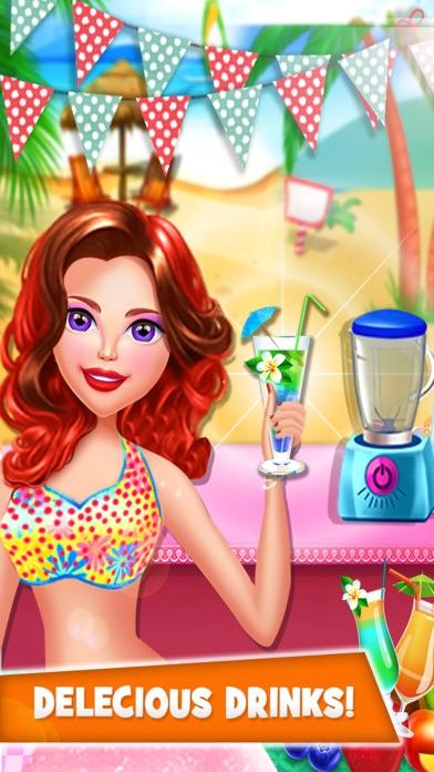 Kinder Kuchen Maker Food Kochen Spiele für MädchenScreenshot von 3