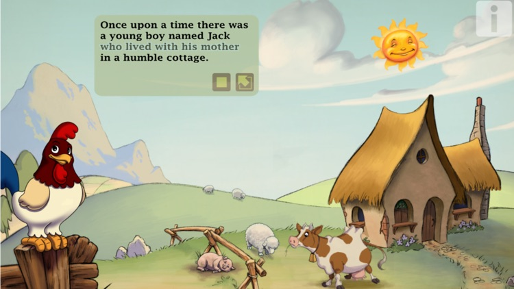 Jack and the Beanstalk Interactive Storybook screenshot-3