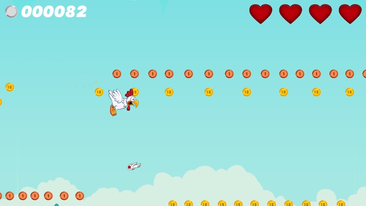 Chickeny Fly – Crazy Tap Tap Flying