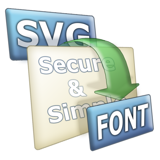 SVG to Font