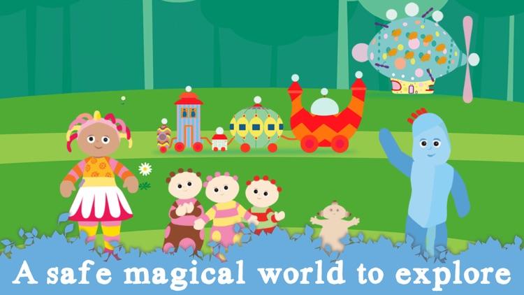 In the Night Garden™ Magical Journey screenshot-0