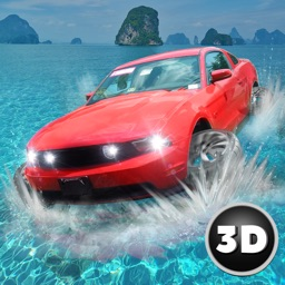 Surfing Car: Water Racing Simulator