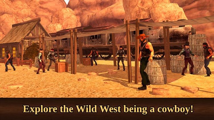 Wild West Guns Shooter 3D