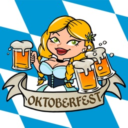 Octoberfest sticker package - Photo booth!
