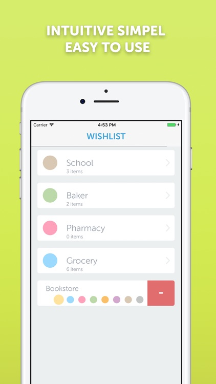Wishlist Pro! screenshot-1