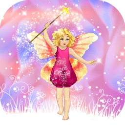 Fairy Stickers - Animated Fairy Emojis