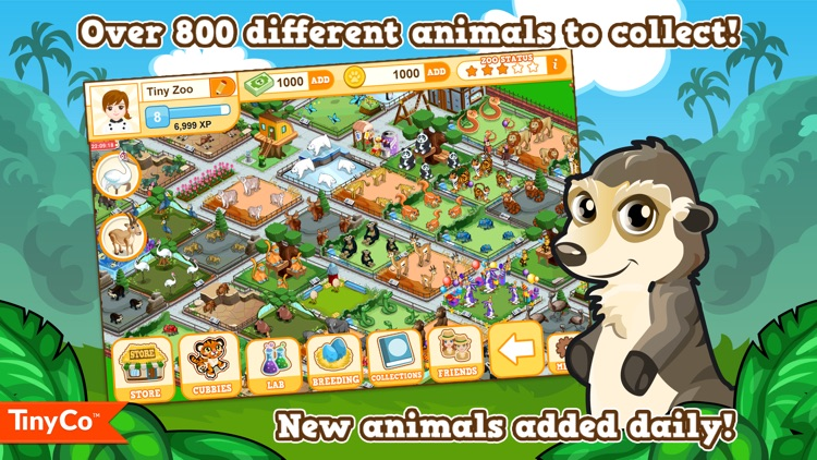 Tiny Zoo Friends screenshot-4