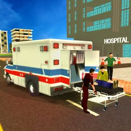 Realistic Ambulance 2017