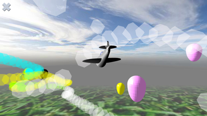 Little Airplane 3D for kids: learn numbers, colors screenshot four