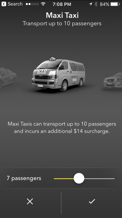 Silver Top Taxi screenshot-2