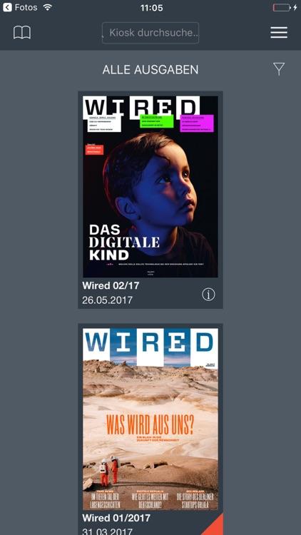 WIRED Magazin (D)