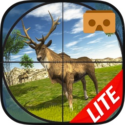 Deer Hunting VR 2017-Jungle Sniper Shooting