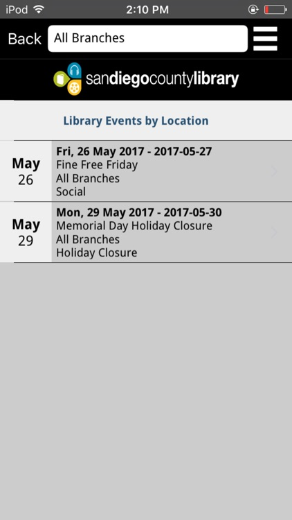 San Diego County Library - SDCL screenshot-3
