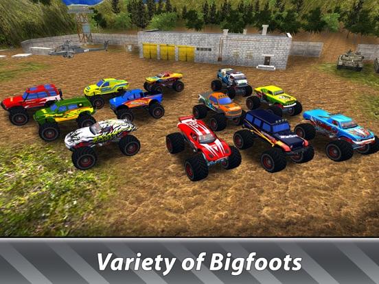 Monster Trucks Offroad Simulator screenshot 7