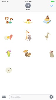 Hay Day Stickers iphone images