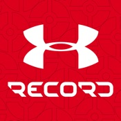 Record by Under Armour, connects with UA HealthBox