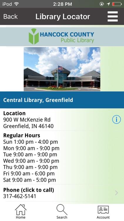 Hancock County Public Library screenshot-3
