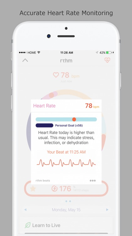 Rthm - Smarter Than Calorie Counting screenshot-4