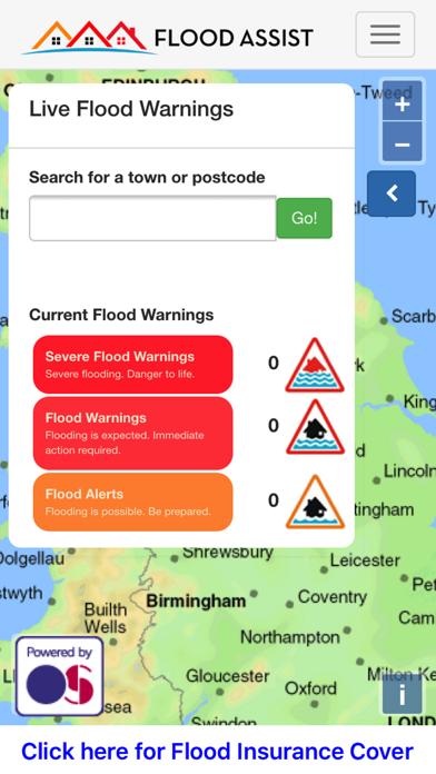 Flood Assist screenshot one
