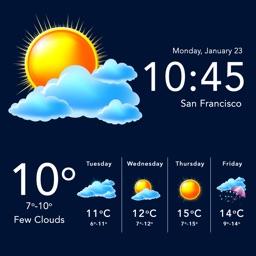 Live Weather - Local Weather Radar & Rain Forecast