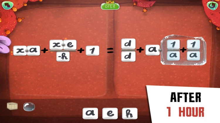 DragonBox Algebra 12+ screenshot-3
