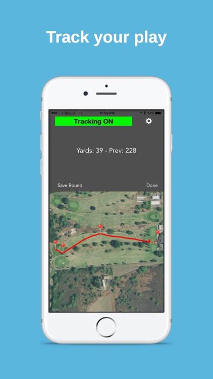 Backtrack Golf screenshot-3