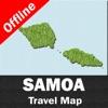 SAMOA (UPOLU & SAVAI'I) ISLANDS – GPS Navigator