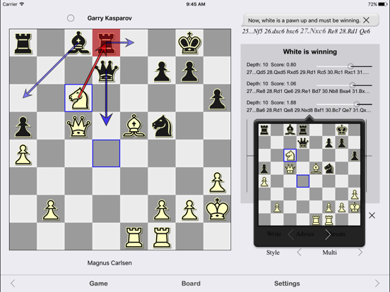 Screenshot #5 pour SmallChess