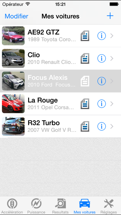 download PerfExpert apps 1