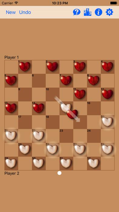 Checkers Primo screenshot two