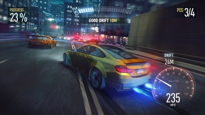 Need for Speed No Limits Screenshots