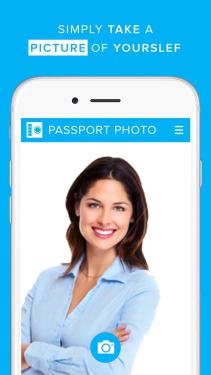 Passport Photo Generator by Fotomaton App